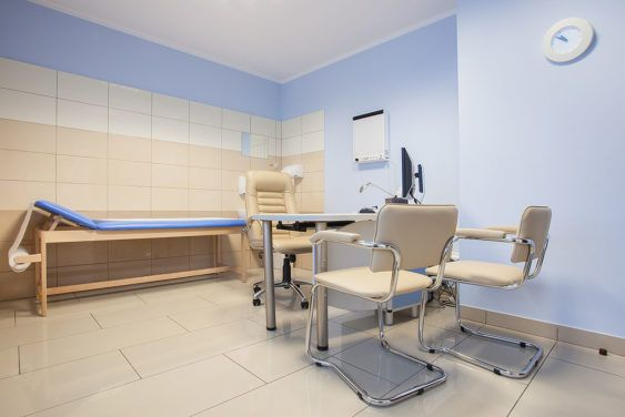 gabinet kardiologiczny