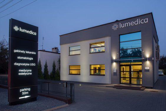 lumedica budynek